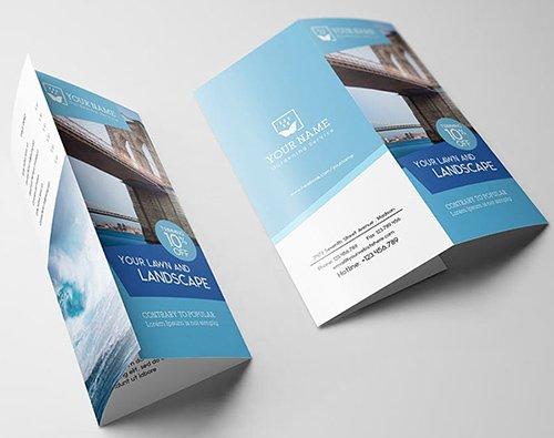 Custom Brochure Design Service