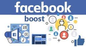 facebook boost