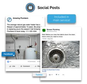 Regular social media posts boost brand awareness