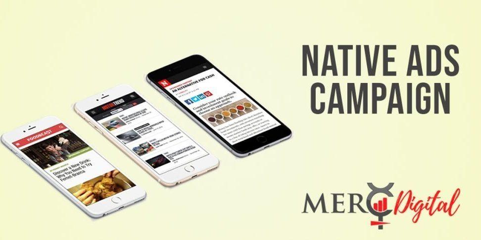 Native Ads Campaign